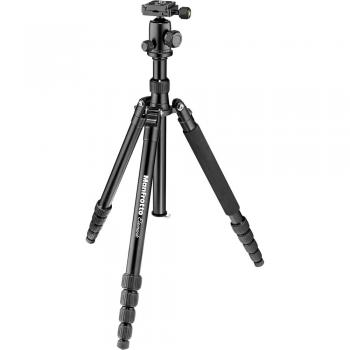 Manfrotto MKELEB5BK-BH Element Big Aluminum Traveler Tripod (Black)